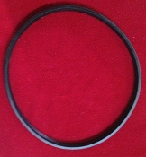 Zuber Piston Gasket - Black